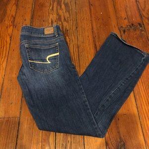 EUC American Eagle Slim Boot Jeans